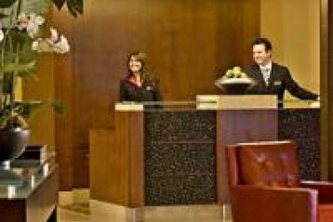 Hotel Key Bridge Marriott: Hall ARLINGTON (VA)