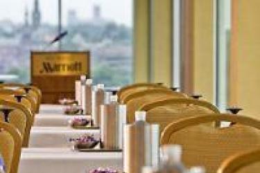 Hotel Key Bridge Marriott: Restaurant ARLINGTON (VA)