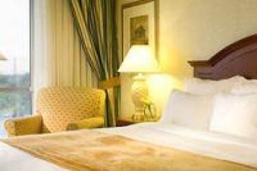 Hotel Key Bridge Marriott: Schlafzimmer ARLINGTON (VA)