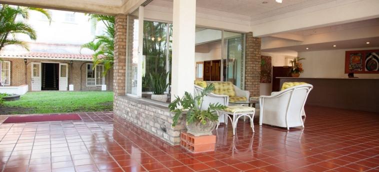 Hotel Grand View Beach: Paisaje ARNOS VALE