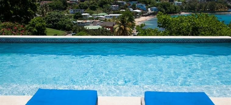 Hotel Grand View Beach: Piscina Exterior ARNOS VALE