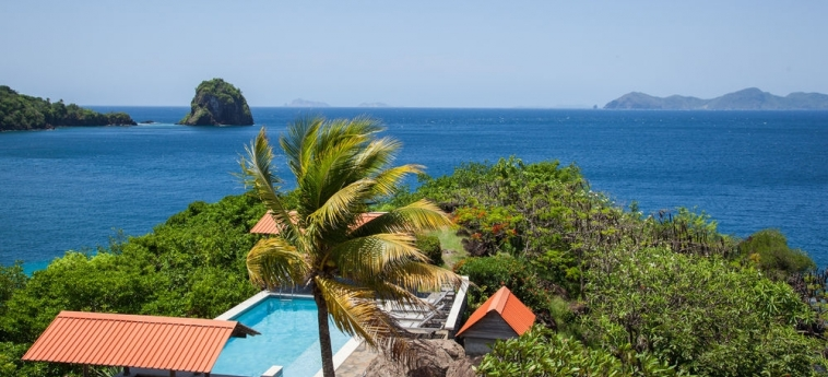 Hotel Grand View Beach: Affresco ARNOS VALE