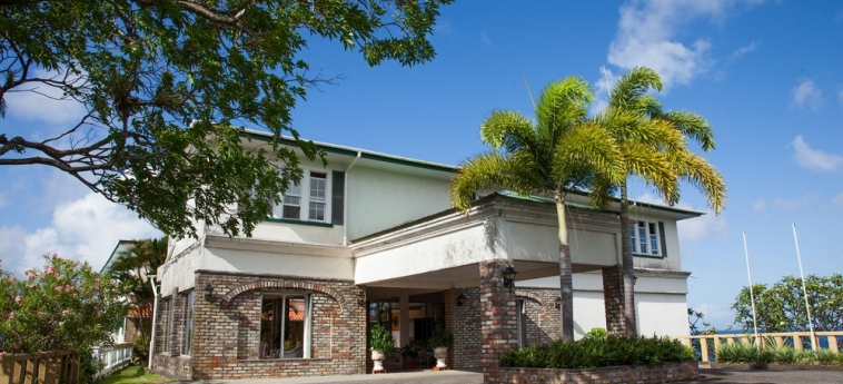 Hotel Grand View Beach: Appartamento ARNOS VALE