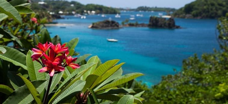 Hotel Grand View Beach: Gazebo ARNOS VALE