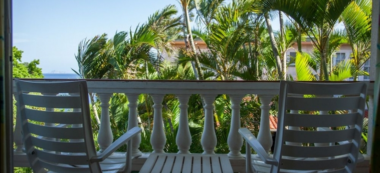 Hotel Grand View Beach: Lounge ARNOS VALE