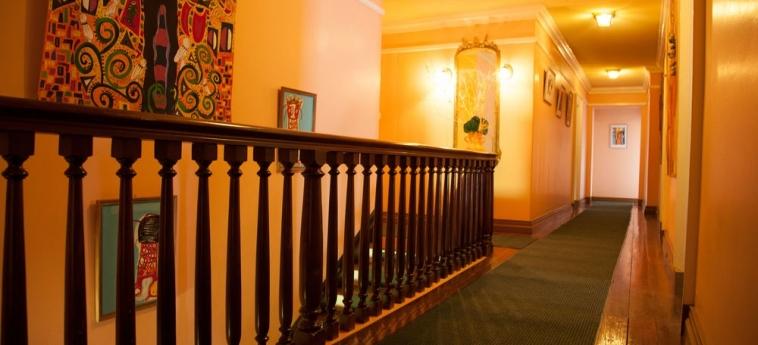 Hotel Grand View Beach: Floor Plan ARNOS VALE