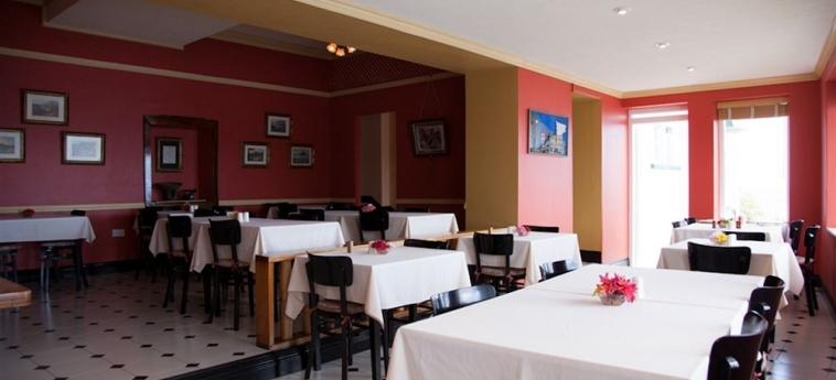 Hotel Grand View Beach: Lobby ARNOS VALE