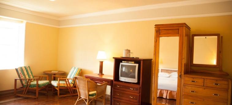 Hotel Grand View Beach: Wohnzimmer ARNOS VALE