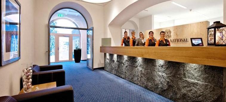 Waldhotel National: Reception AROSA