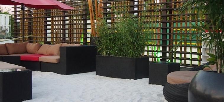Hotel Brickell Bay Beach Club - Adults Only: Bar Exterior ARUBA