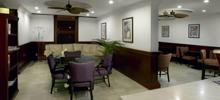 Hotel Brickell Bay Beach Club - Adults Only: Lounge ARUBA