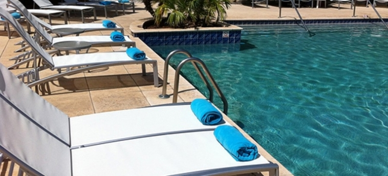Hotel Brickell Bay Beach Club - Adults Only: Piscina Esterna ARUBA