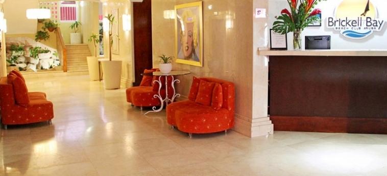 Hotel Brickell Bay Beach Club - Adults Only: Lobby ARUBA