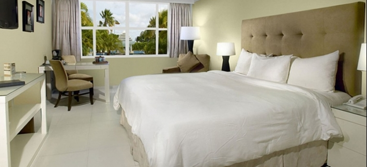 Hotel Brickell Bay Beach Club - Adults Only: Deluxe Zimmer ARUBA