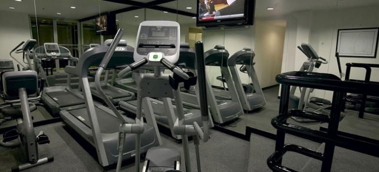 Hotel Brickell Bay Beach Club - Adults Only: Fitnesscenter ARUBA