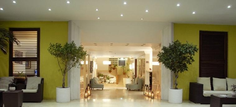 Hotel Brickell Bay Beach Club - Adults Only: Hotelhalle ARUBA