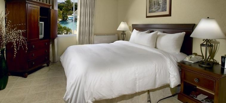 Hotel Brickell Bay Beach Club - Adults Only: Schlafzimmer ARUBA