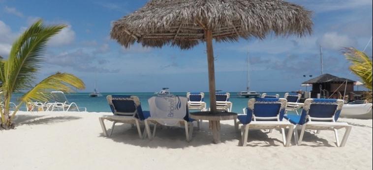 Hotel Brickell Bay Beach Club - Adults Only: Beach ARUBA