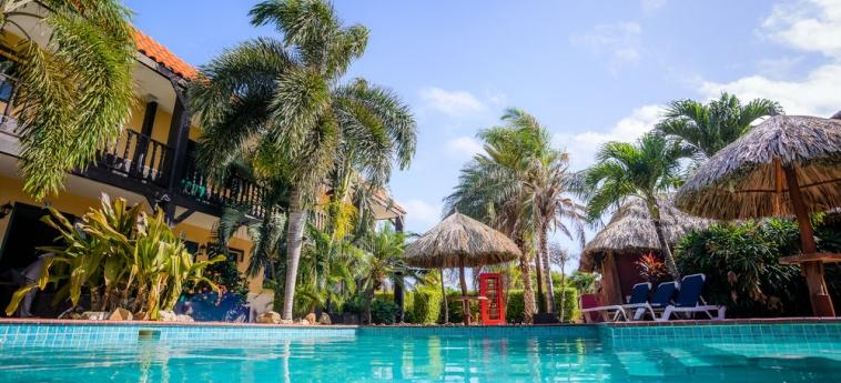 Hotel Perle D'or: Piscina ARUBA