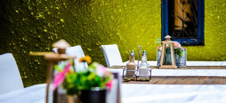 Hotel Perle D'or: Restaurante ARUBA