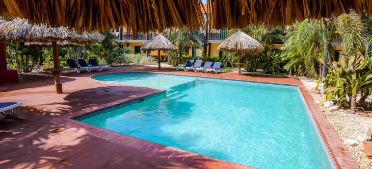 Hotel Perle D'or: Swimming Pool ARUBA