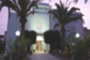 Hotel Venere: Jardin ASCEA - SALERNO