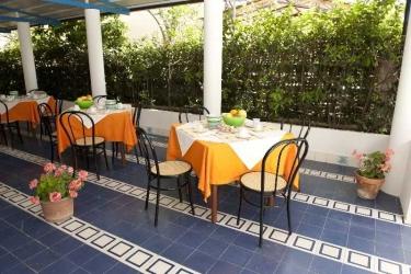 Hotel Venere: Terrasse ASCEA - SALERNO