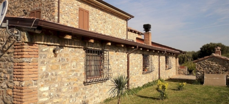 Agriturismo Aurella: Extérieur ASCEA - SALERNO