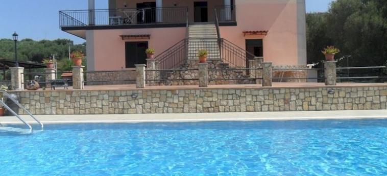 Agriturismo Aurella: Position de l'Hotel ASCEA - SALERNO