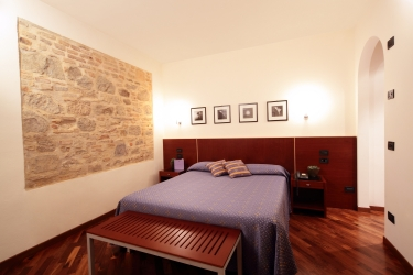 Hotel Relais La Corte Di Bettona: Habitaciòn Classica ASIS - PERUGIA