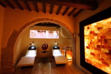 Hotel Relais La Corte Di Bettona: Sala Relax ASIS - PERUGIA