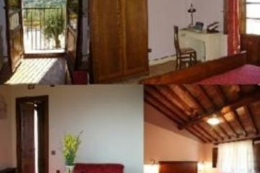 Hotel Le Mandrie Di San Paolo: Balcony ASSISE - PERUGIA