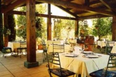 Hotel Santa Maria Degli Ancillotti: Patio ASSISE - PERUGIA