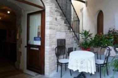 Hotel Veduta Santa Chiara: Cour de Recreation ASSISE - PERUGIA