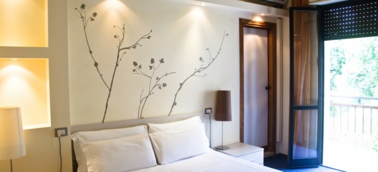 Hotel Le Grazie: Chambre Double ASSISE - PERUGIA