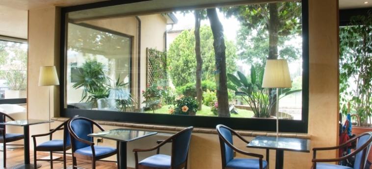 Hotel Le Grazie: Hall ASSISE - PERUGIA
