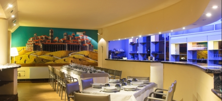 Hotel Le Grazie: Intérieur ASSISE - PERUGIA
