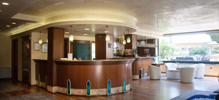 Hotel Le Grazie: Lobby ASSISE - PERUGIA