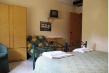 Hotel La Tavola Rotonda: Vue ASSISE - PERUGIA