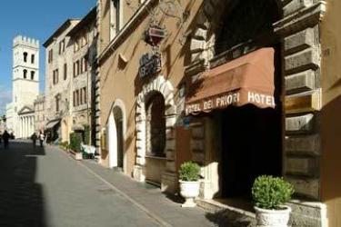 Hotel Dei Priori: Extérieur ASSISE - PERUGIA