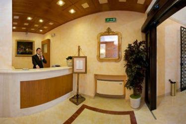 Hotel Dei Priori: Lobby ASSISE - PERUGIA