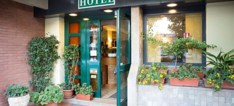 Hotel Vignola: Entrée ASSISE - PERUGIA