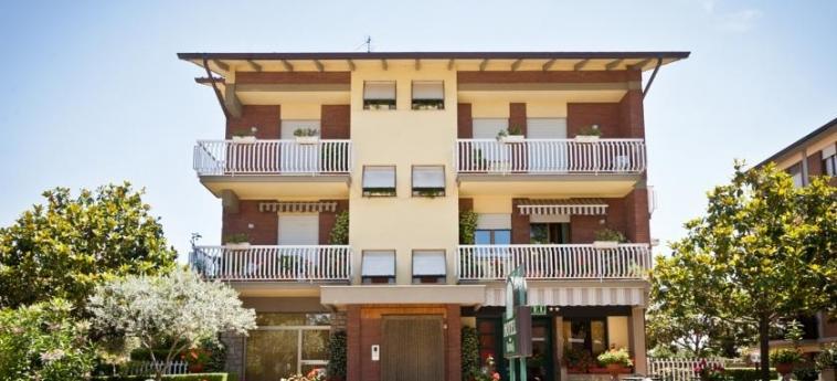 Hotel Vignola: Facade ASSISE - PERUGIA