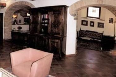 Hotel Relais La Corte Di Bettona: Lobby ASSISI - PERUGIA