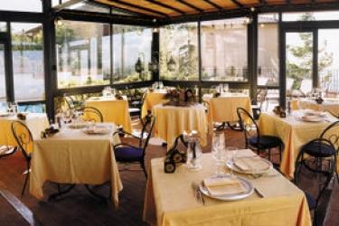 Hotel Relais La Corte Di Bettona: Restaurant ASSISI - PERUGIA