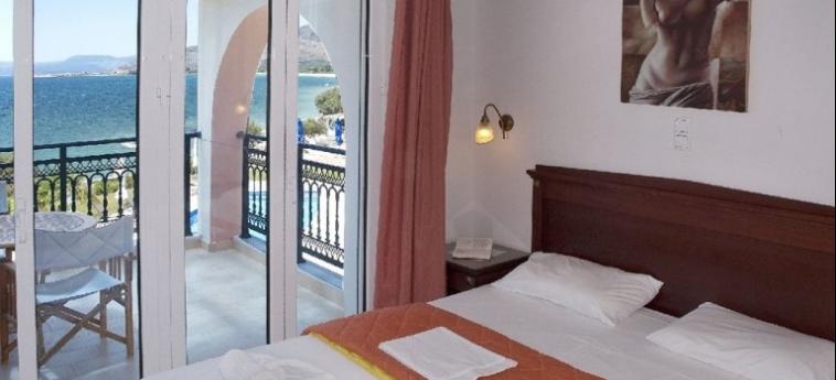 Hotel Thesmos Village: Campo de Futbol ASTACO - XIROMERO