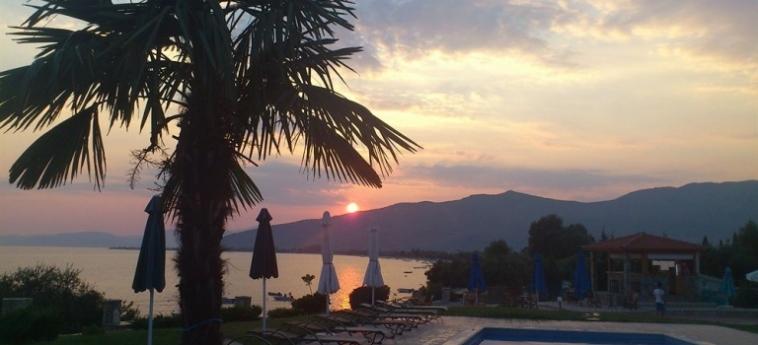 Hotel Thesmos Village: Campo de Golf ASTACO - XIROMERO