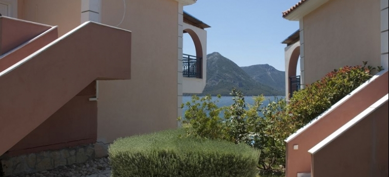 Hotel Thesmos Village: Cocina ASTACO - XIROMERO
