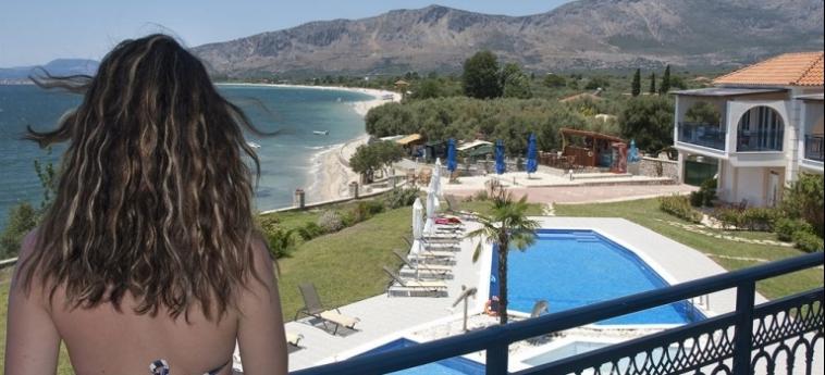 Hotel Thesmos Village: Habitaciòn Junior Suite ASTACO - XIROMERO