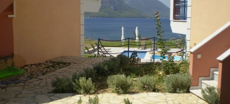 Hotel Thesmos Village: Living Room ASTACO - XIROMERO